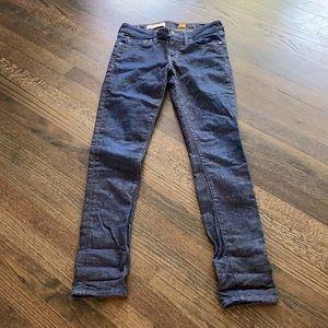 Anthropologie Pilcro Stet Skinny Jeans 27